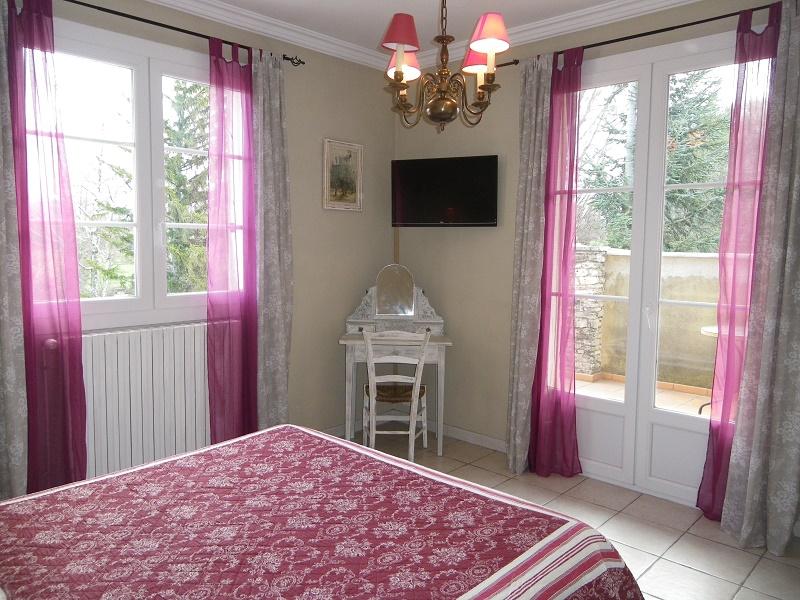 chambre hôtes velleron Provence
