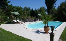 Chambres hôtes avec piscine Vaucluse