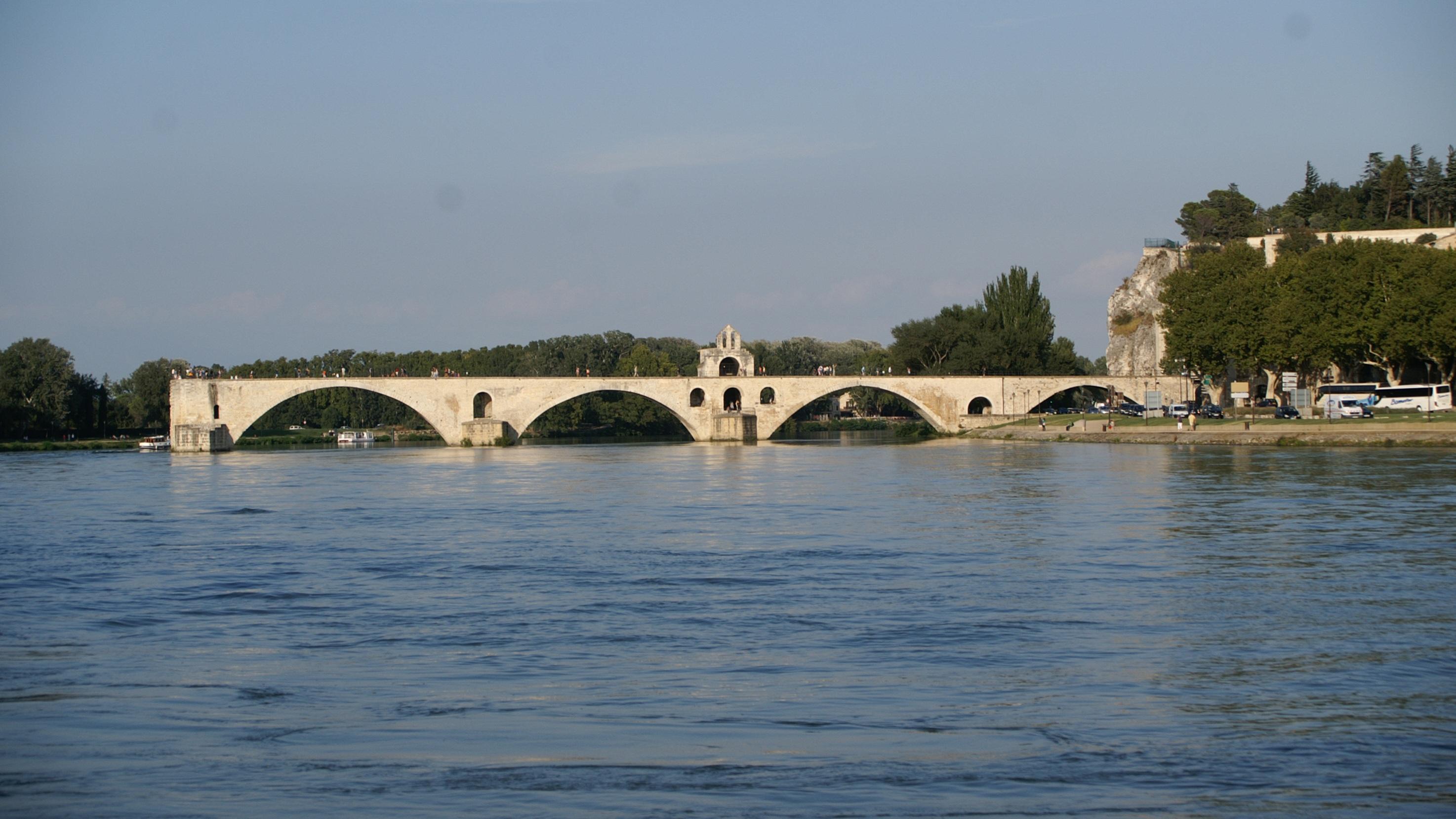 Pont Saint Benezet Avignon
