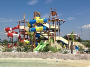 splash world at Monteux