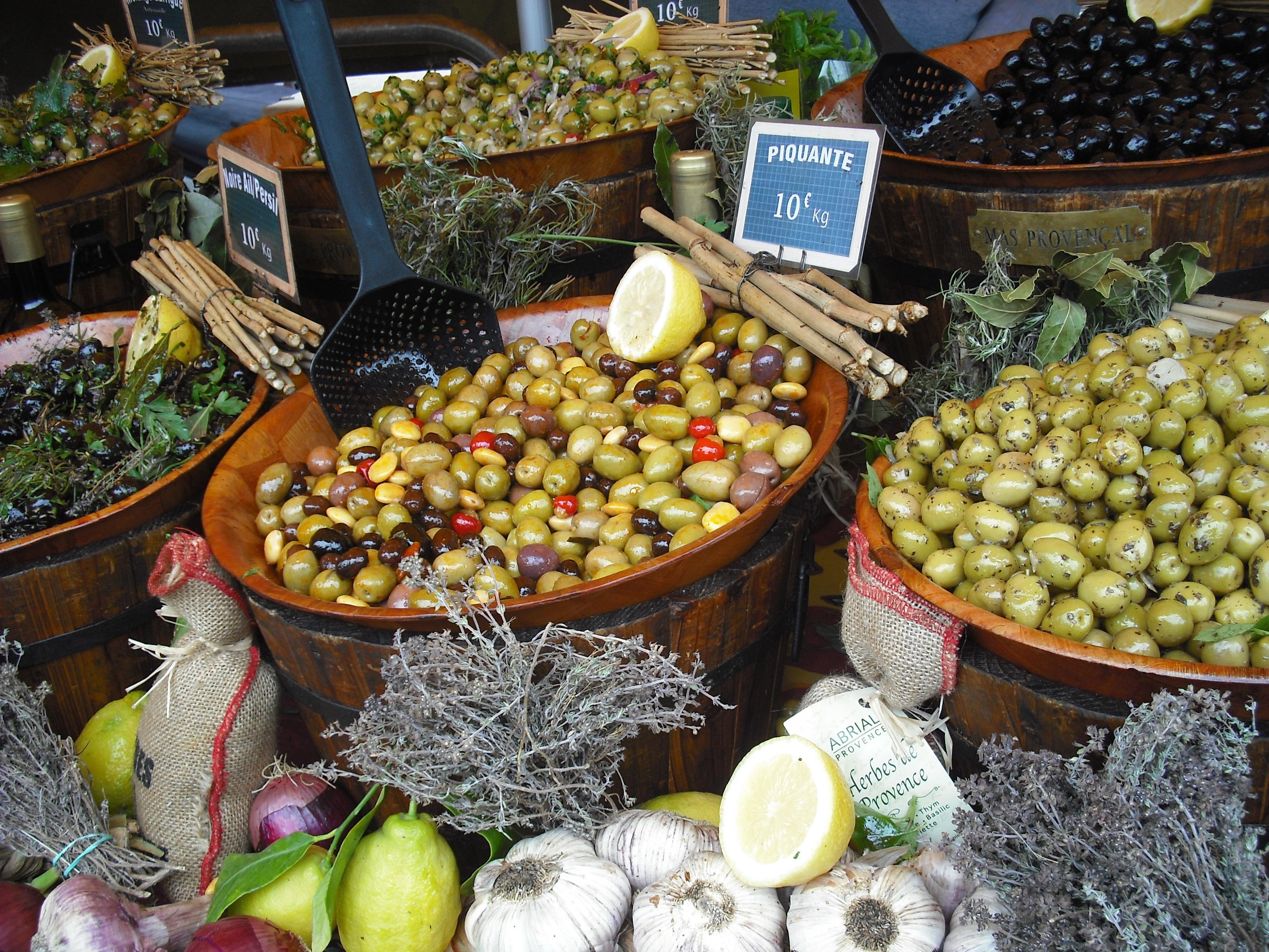 marché Agricole Velleron